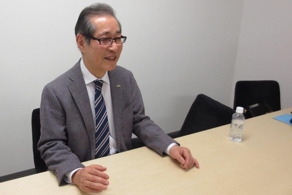 JUIDA理事・事務局長 熊田知之様