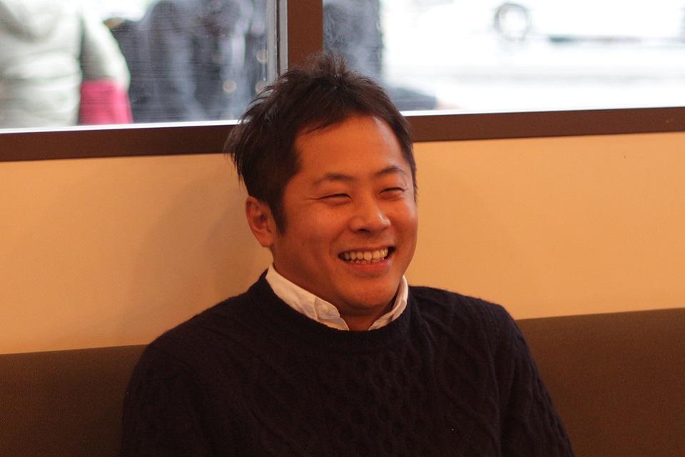 JDRA副理事 横田淳氏